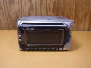 □N/620☆ Kenwood KENWOOD☆CD/ кассетная лента плеер панель ☆ Car Audio ☆DPX-4100☆ работа неизвестен ☆ Junk