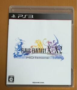 送料無料 PS3 ファイナルファンタジーX/X-2 HD リマスター FF10/10-2 HD FINAL FANTASY Remaster Playstation3 プレイステーション3 即決