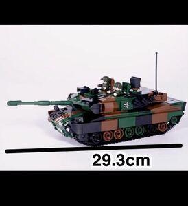 戦車 ミニフィグ レゴ 互換 LEGO 互換 テクニック フィギュア レオパルト Leopard 2a5 766pcs