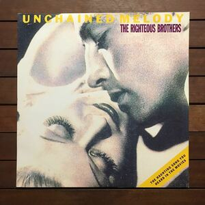 ●【r&b】The Righteous Brothers Unchained Melody[12inch]オリジナル盤《1-2 9595》