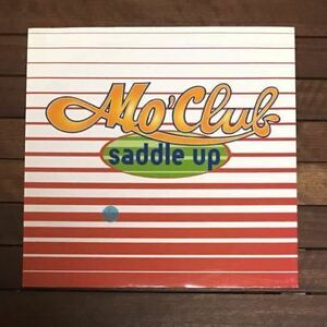 ●【eu-rap】Mo'Club / Saddle Up[12inch]オリジナル盤《4-1-40》