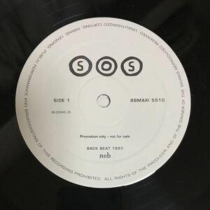 ●【eu-rap】S.O.S. / C.L.A.P. Your Handz[12inch]オリジナル盤 プロモ Clap