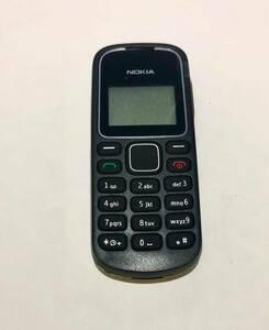 [訳あり 本体のみ] Nokia 1280 海外GSM携帯 SIMフリー バッテリーなし ACケーブルなし(2841-BK_used)