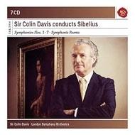 デイヴィス LSO シベリウス交響曲全集 輸入盤中古