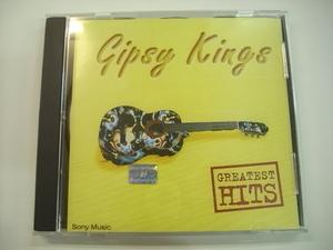 [CD] GIPSY KINGS / GREATEST HITS ジプシー・キングス グレイテスト・ヒッツ ボラーレ COLUMBIA COL 4772422 ◇r21212