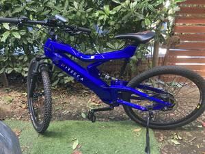 【新品】限定カラー E-MTB Nireeka Homie EU仕様 E-バイク マウンテンバイク フルアシスト付き