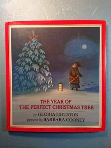英語/絵本「おもいでのクリスマスツリー/The Year of the Perfect Christmas Tree」