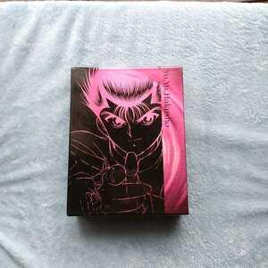 幽遊白書 ブルーレイ Blu-ray BOX 1