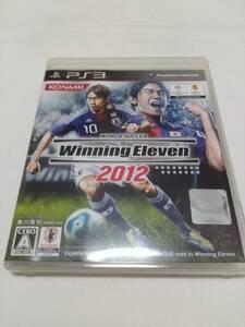PS3 ワールドサッカー ウイニングイレブン 2012 動作確認済
