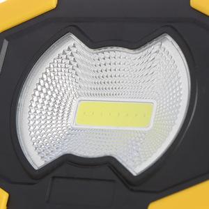 LED 作業灯 ライト コンパクト キャンプ アウトドア 単三電池×3本 【264】