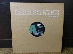 即決!ラテン・ディスコ傑作! Nick The Record - Latino Disco Para Tu E.P. / Freestyle Records - FSR 006 / Life Force