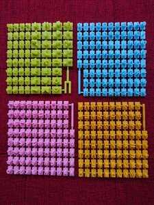 レザークラフト刻印 4種セット