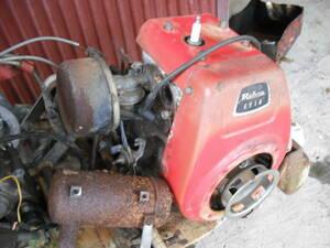 新潟発 中古品 ジャンク品 ロビンエンジンEY18 エンジン本体 不動品 錆び、汚れあり 傷あり 部品取り用 欠品あります。