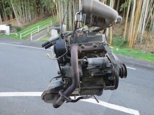 セル付きディーゼルエンジン ヤンマー 3TNE74-UIC 20Ps CA215
