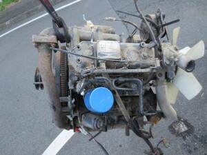 セル付きディーゼルエンジン ヤンマー 3TNA68-UC 15Ps CA15