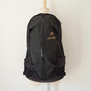 アークテリクス バックパック ARRO22 黒(w-1563)