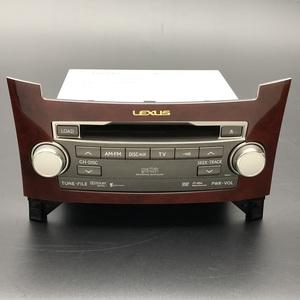 *  годной продукции   Lexus  LS600h LS600hl UVF45 UVF46  середина  период   Оригинал   Mark  Levin  Sonn   Оригинал  DVD переключатель  86120-50P70  Блиц-цена / Мгновенная доставка / работа OK *