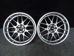 BBS RG-R 19インチ 2本 極上品 BMW E92 M3 E60 E61 E63 E64 E65 F10 F11 Z4 E89 F25 X3 LS460 LS600h
