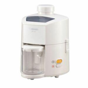 新品未使用 象印ジューサー450mlホワイト BM-JG05