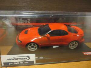 京商 ミニッツ トヨタ セリカ GT-FOUR RC レッド MZP418R