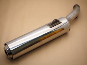 ★VFR800 RC46 前期 純正 サイレンサー マフラー 品番:HM MBG E1 (201113MM0008)