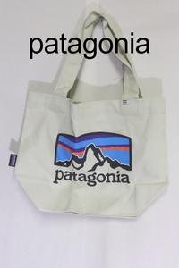 【メンズ】【レディース】【良品保証返品OK】Patagoniaミニトートバッグ/新品未使用品