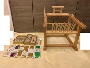 豊縄流 組紐道 組紐台 組み紐 組ひも 組みあげ 30匁 おもり 工芸 手芸 和装 着物 正絹 金糸