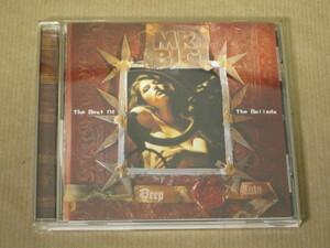 「ディープ・カッツ~MR.BIG バラード・ベスト~/MR.BIG」国内盤CD