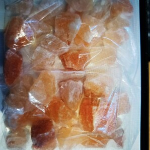 ヒマラヤのピンク岩塩 大きさ3~8センチ塊★2kg格安★