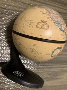 アメリカ購入品!レア!REPLOGLE GLOBES CO &UPSコラボ卓上地球儀