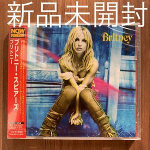Britney Spears ブリトニー・スピアーズ Britney ブリトニー 新品未開封
