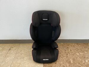RECARO Рекаро J3 J s Lee jet черный ( чёрный ) детское кресло детское сиденье 3 лет -12 лет ранг до