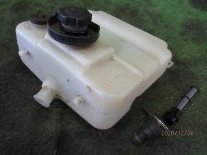 ジャイロX(TD01-1810)純正2ストオイルタンク、キャップ、センサー、付き☆割れ変形無し!検TA01TA02ジャイロ