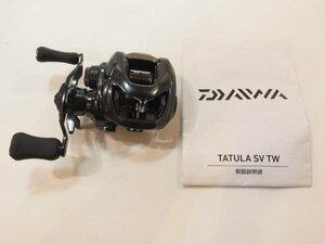 ダイワ タトゥーラ TATULA 103 SV TW 7.1 右巻き ベイトリール (20346