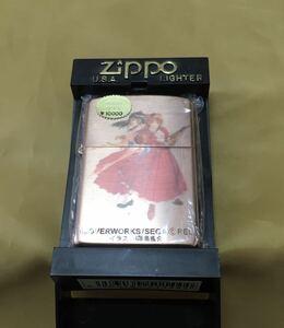 ZIPPO サクラ大戦4 Sakura Wars 4ジッポー