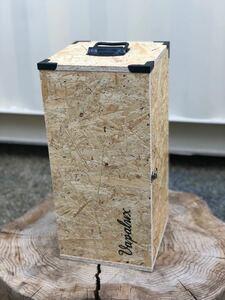vapalux☆M320☆専用木製ランタンケース