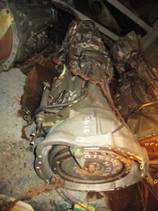 ●15616着y *簡① ⑦N H12年 日産 エルグランド E50 3.2L ディーゼルターボ 4WD ATミッションコンバータ●㈲№15616