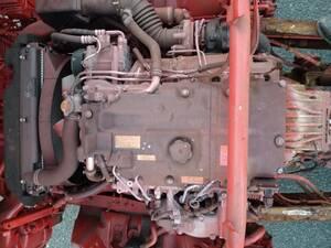 走行距離 約3万km 4M50 エンジン 三菱 キャンター 平成21年8月 PDG-FE82D 最高出力110kw(150PS)/2700rpm トラック ③ 2020120304 0128