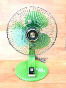 動作確認済 三菱扇風機オレオレ D30-GTG3 レトロモダン 首が折れる 昭和レトロ アンティーク レトロ扇風機 レトロ 扇風機 三菱 MITSUBISHI