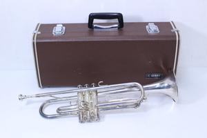 ●YAMAHA ヤマハ YTR-334S トランペット 金管楽器 吹奏楽 ハードケース付き【20254656】