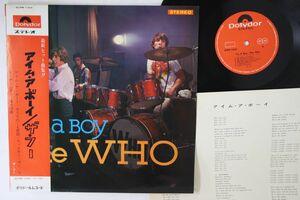 LP Who I'm A Boy SLPM1354 POLYDOR /00260