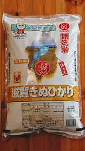 新米 滋賀キヌヒカリ 5kg ※無洗米