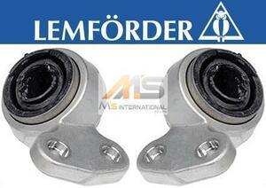 【M's】E85 E86 BMW Z4(2003y-2008y)LEMFORDER製 フロント ロワアームブッシュキット 左右//2.0i 2.2i 2.5i 2.5si 3.0i 3.0si 純正OEM