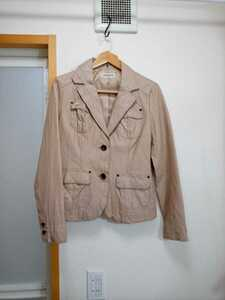 SYNONYME 本豚革 レザージャケット テーラードジャケット