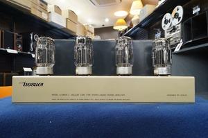 ウエスギ UESUGI 真空管パワーアンプ オリジナル真空管 U-BROS3