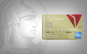 【正規紹介】デルタ スカイマイル アメリカン エキスプレス ゴールドカード 16,000マイル相当 ご紹介 審査緩 ブラック 外国籍 低収入 歓迎