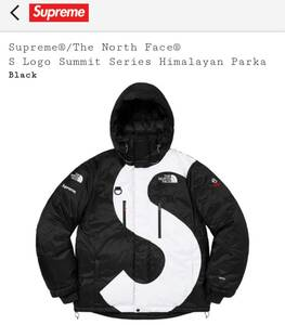Supreme THE NORTH FACE S Logo Summit Series Himalayan Parkaシュプリームザノースフェイス エスロゴサミットシリーズヒマラヤンパーカー
