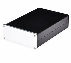 総アルミ製シャーシケース177ESV 真空管アンプ プリアンプ パワーアンプ デジタルアンプ ヘッドホンアンプ USB DAC D/Aコンバーター 自作に