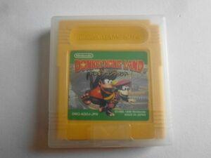 送料無料 即決 任天堂 ニンテンドー ゲームボーイ GB ドンキーコングランド アクション 人気 シリーズ レトロ ゲーム ソフト b14