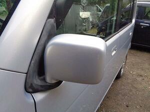 ザッツ JD1 左ドアミラー 電動タイプ/格納手動 クリオネシルバーメタリック色